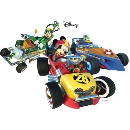Mickey-Goofy-Donald