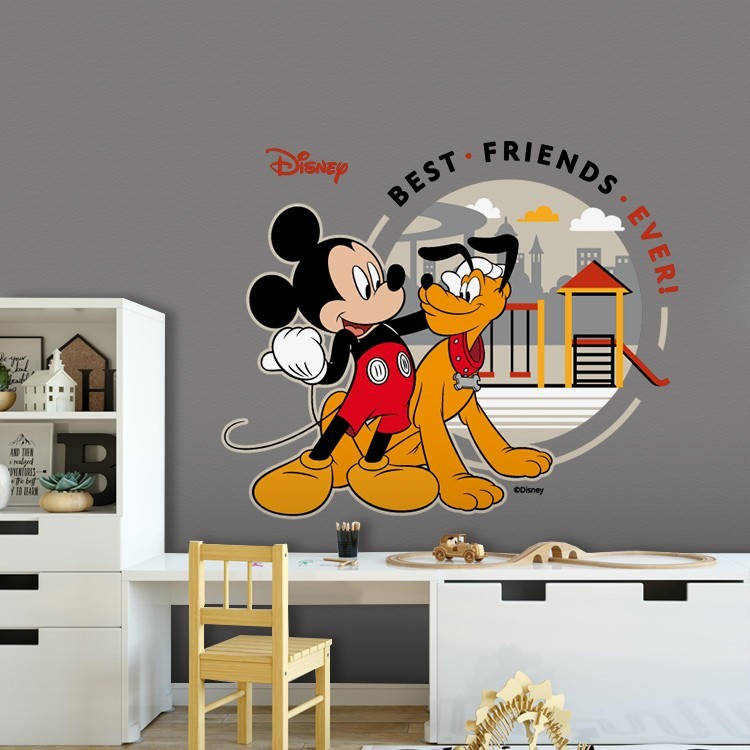 Οι καλύτεροι φίλοι, Mickey Mouse