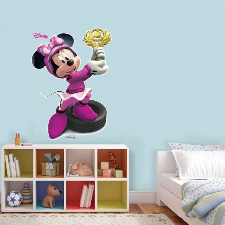 And the winner is Minnie
