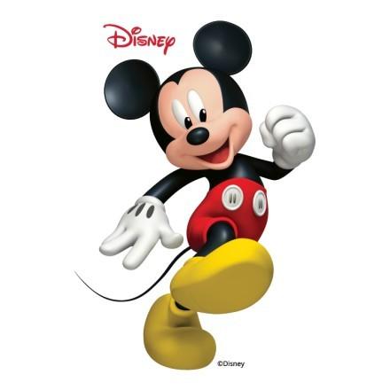 Mickey run!!