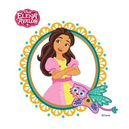 Η πριγκίπισσα Isabel, Έλενα του Άβαλορ