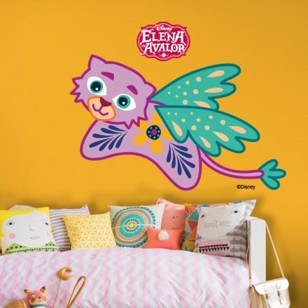 Χρωματιστό σχέδιο του Skylar, Elena of Avalor
