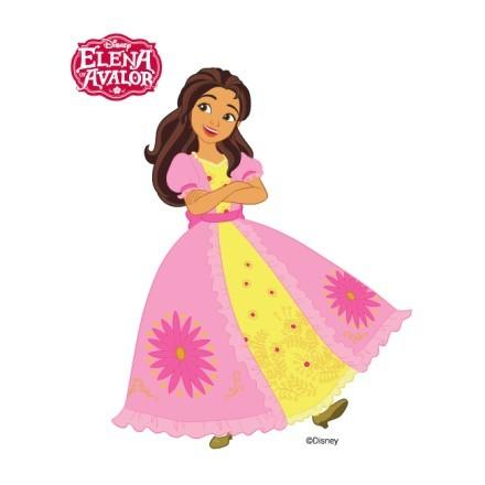 Πριγκίπισσα Ισαμπέλα, Έλενα του Άβαλορ!