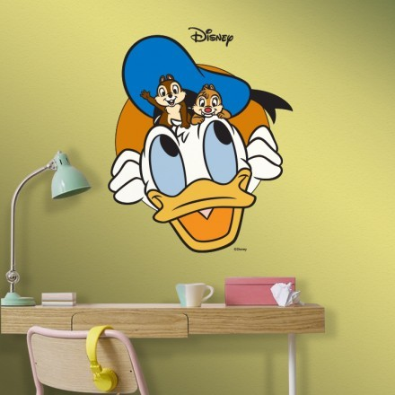Chip and Dale, Donald Duck!