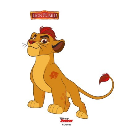 Kion the lion