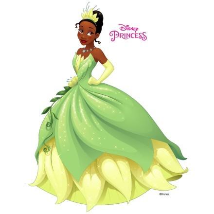 Υπέροχη Πριγκίπισσα Τιάνα!