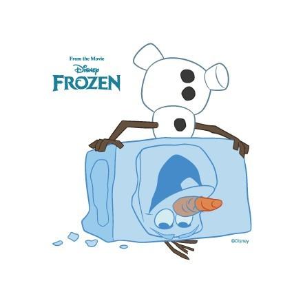 Χαρούμενος Olaf, Frozen!!