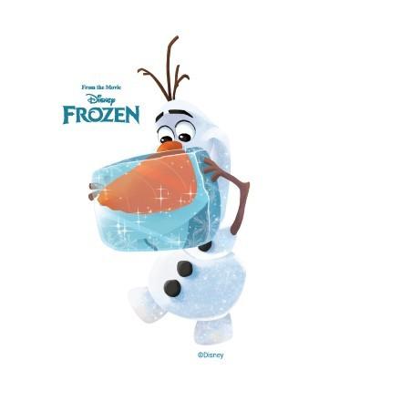 Ο Όλαφ, Frozen!!