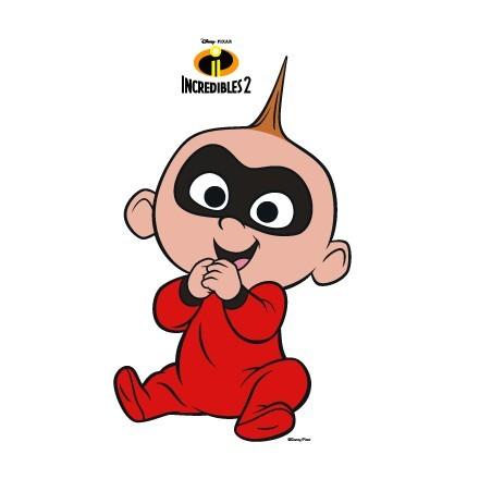 Jack-Jack Parr, The Incredibles!!