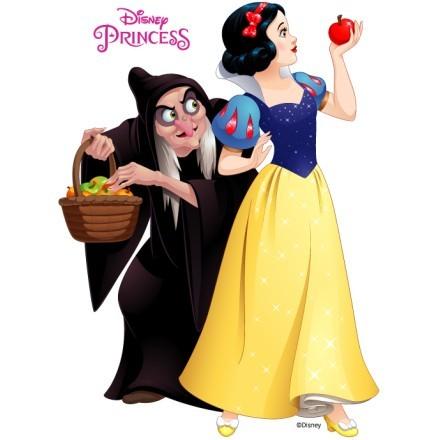 Η Χιονάτη και η κακιά Βασίλισσα