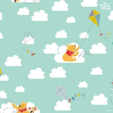 Ο Winnie the pooh πετάει χαρταετό!