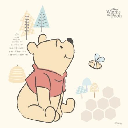 Ο Winnie The Pooh αγναντεύει!