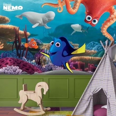 Dory, Bailey, Hank, Nemo! Finding Dory