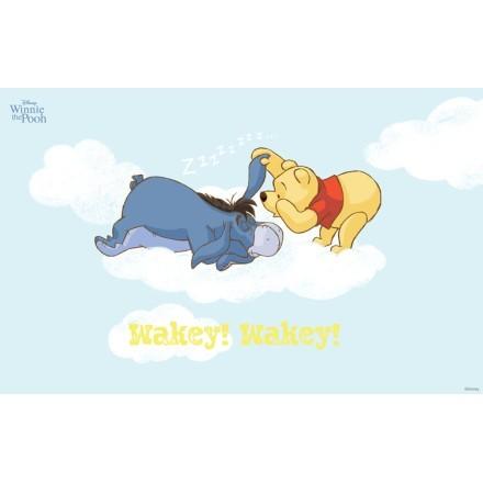 Wakey, wakey, Winnie the Pooh