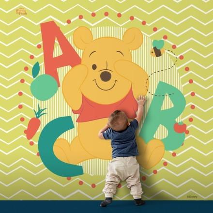 A, B, C, Winnie the Pooh!
