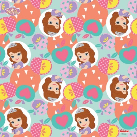 Sofia the first pattern
