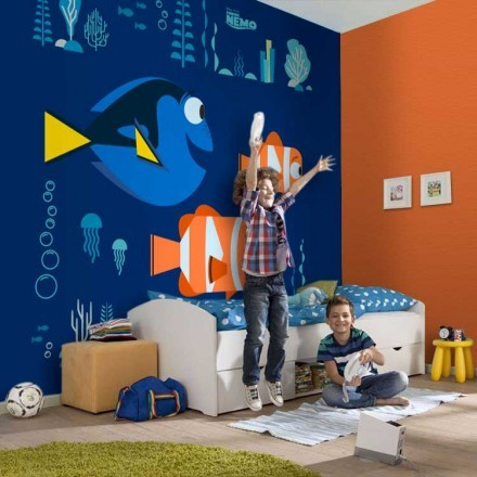 Dory & Nemo, Finding Dory