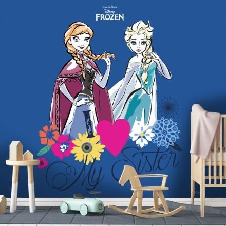 My sister, Frozen
