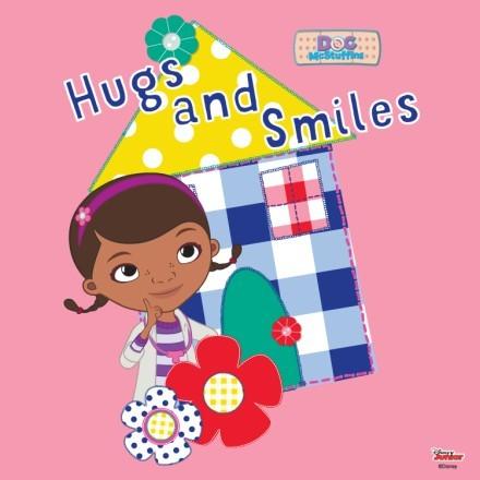 Hugs and smiles, Doc mc Stuffins