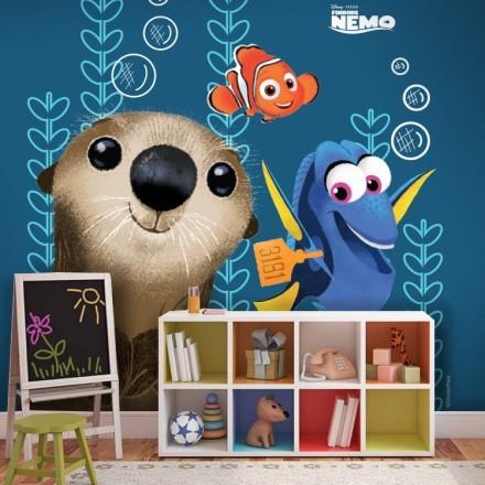 Otters, Nemo, Dory