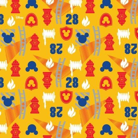 Μοτίβο του πυροσβέστη Μίκυ!