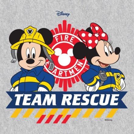 Ομάδα διάσωσης, Mickey Mouse!