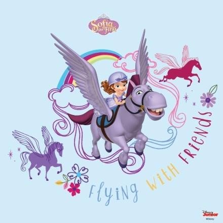 Πετώντας με φίλους , Σοφία η Πριγκίπισσα