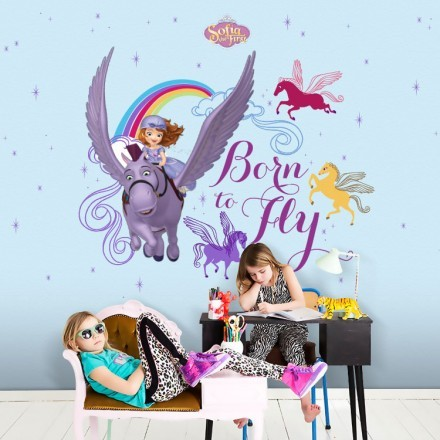 Born to Fly, Sofia the First