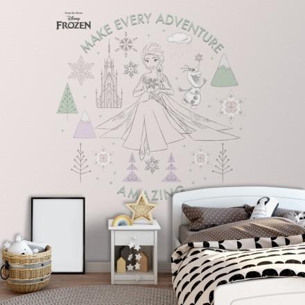 Make every adventure, Frozen