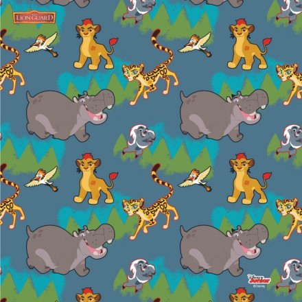 Lion Guard Pattern