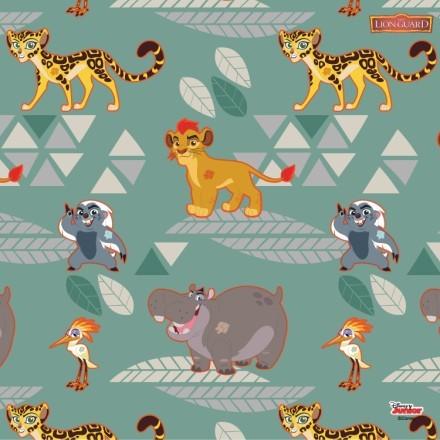 Kion of Lion Guard pattern