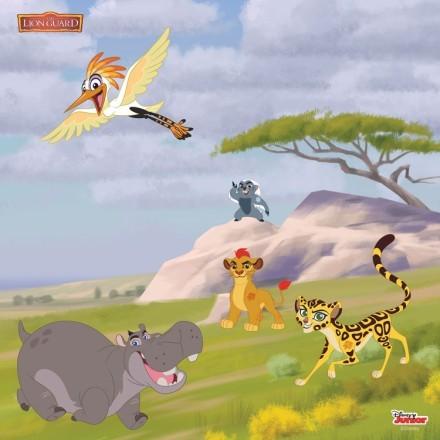 Kion and his Friends, Lion Guard