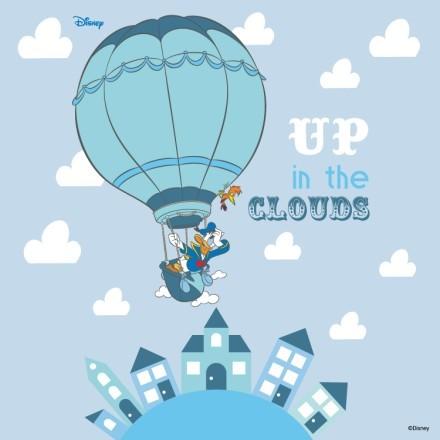 Ψηλά στα σύννεφα, Μίκυ Μάους!
