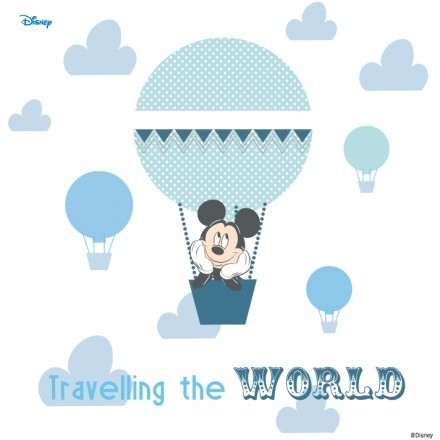 Ταξιδεύοντας στον κόσμο, Mίκυ Μάους!