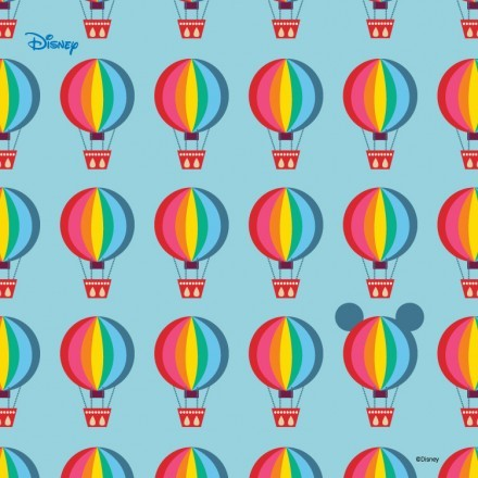 Μοτίβο από αερόστατα, Μίκυ Μάους!