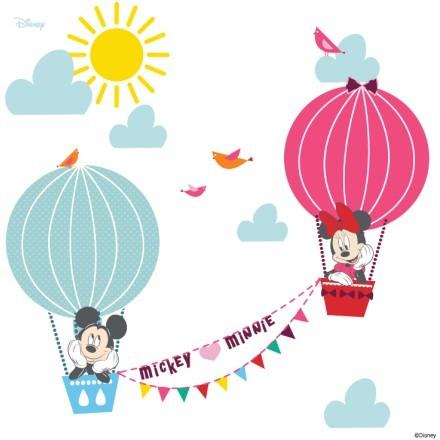 Mickey & Minnie!