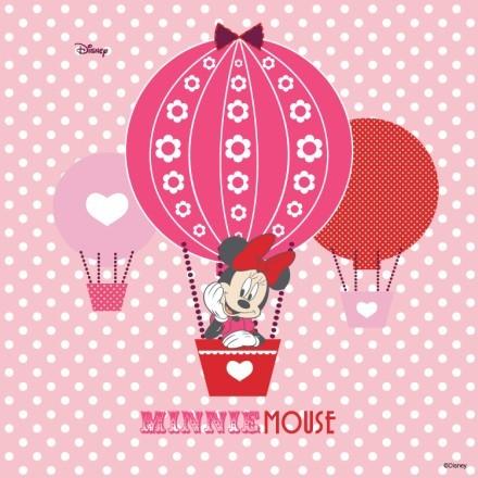 Η Μίνι Μάους σε αερόστατο!