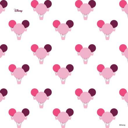 Ροζ αερόστατα, Minnie Mouse!