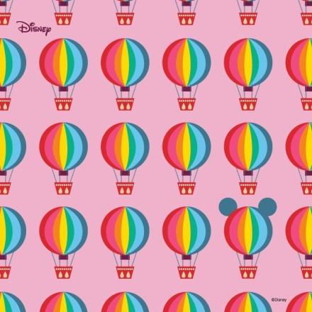 Μοτίβο από αερόστατα, Μίνι Μάους!