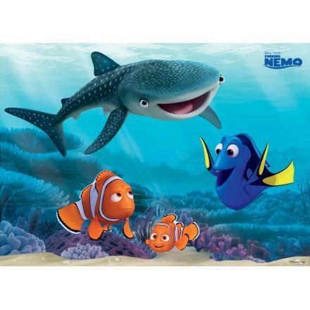 Destiny, Marlin, Dory & Nemo