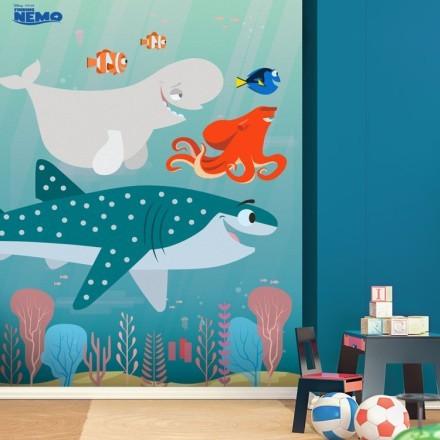 Destiny, Bailey, Hank, Dory, Nemo & Marlin
