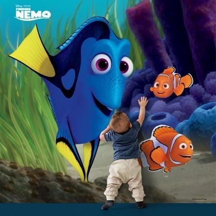 Dory, Nemo & Marlin