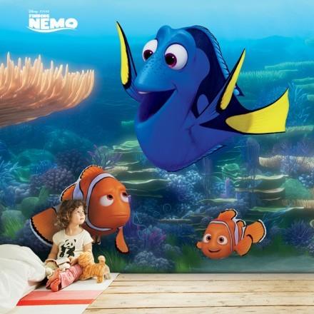Marlin, Nemo & Dory