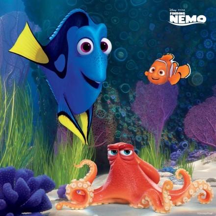 Hank, Dory & Nemo