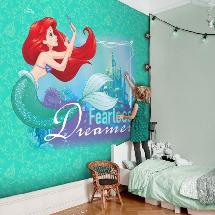 Fearless Dreamer, Princess Ariel!
