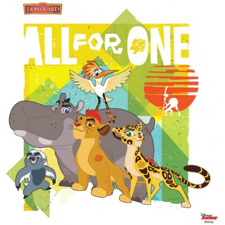 All For One, Lion Guard