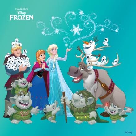 Η παρέα της Frozen
