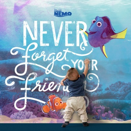 Never forget your friends, Finding Dory