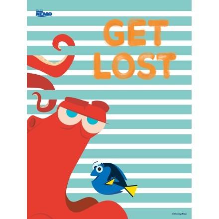 Get lost, Dory & Hank