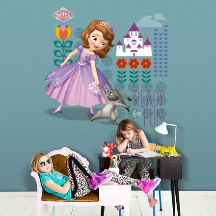 Ready for Fun, Sofia the First